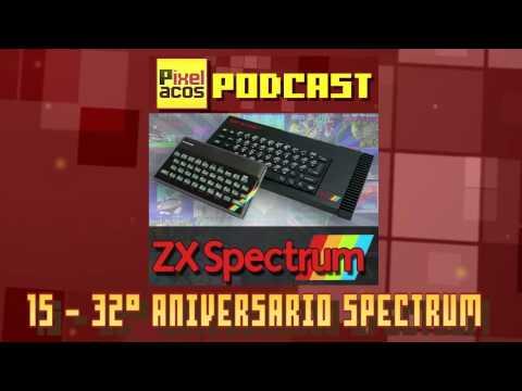 Pixelacos Podcast – Programa 15 – ZX Spectrum