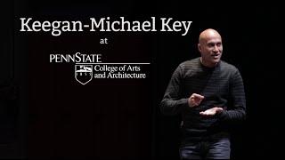 Keegan-Michael Key: At the Penn State School of Theatre