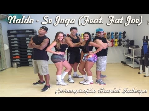 Naldo - Se Joga (Feat. Fat Joe) Coreografia Daniel Saboya