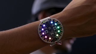 Circuit Playground Wearable #3DPrinting