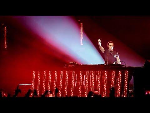 Tiesto Live Show 2016 in Dubai at World Trade Center 2nd December (HD)