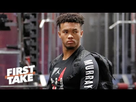 Kyler Murray has proved to be the No. 1 pick, silencing all doubters - Stephen A. | First Take