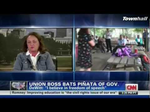 SC Union Boss On Bashing Gov Haley Pinata: