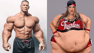 John Cena Vs Nikki Bella Transformation ? 2018