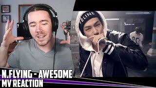 N.Flying(엔플라잉) - Awesome(기가 막혀) | MV Reaction