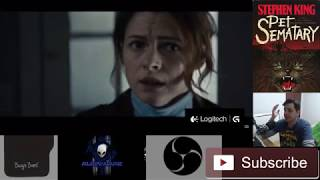 Pet Sematary Trailer Remake Explained BookVsMovie  (spoilers)