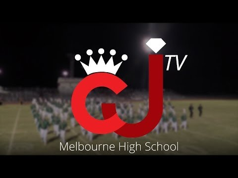 Melbourne High School - Crown Jewel Marching Band Festival 2013