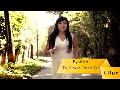 Eu Corro Pra Ti - Eyshila - Clipe Oficial - Central Gospel Music video