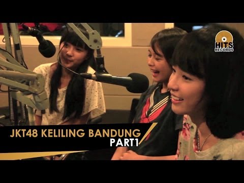 "HITS NEWS : JKT48 Keliling ""Flying Get"" Bandung Part 1"