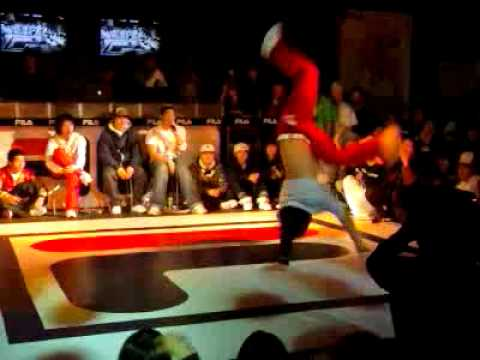 Fila Exhibition Battle - Milky vs Bruce Lee Video