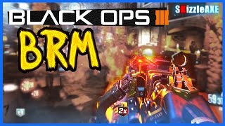 How To Get The BRM in Black Ops 3 Der Eisendrache (Iron Dragon Zombies Gameplay Wall Buy Easter Egg)