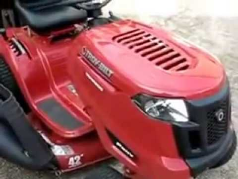 New Riding Mower A Troy Built Quot Pony Quot Model Youtube