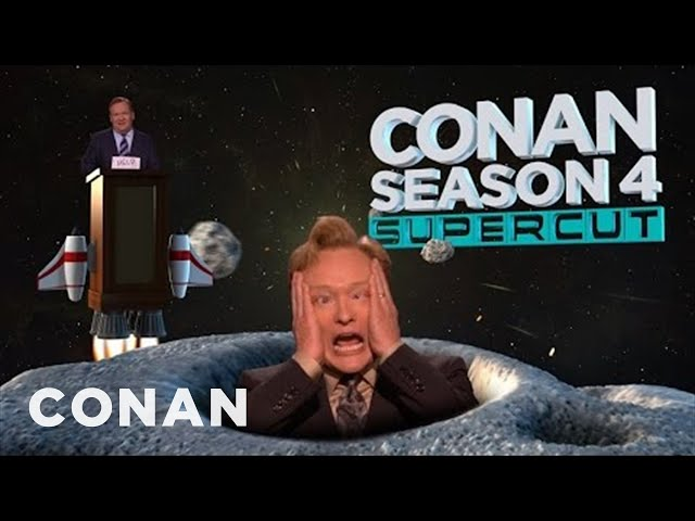CONAN Season 4 Supercut