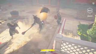 Assassin's Creed Origins - Tornado Charge