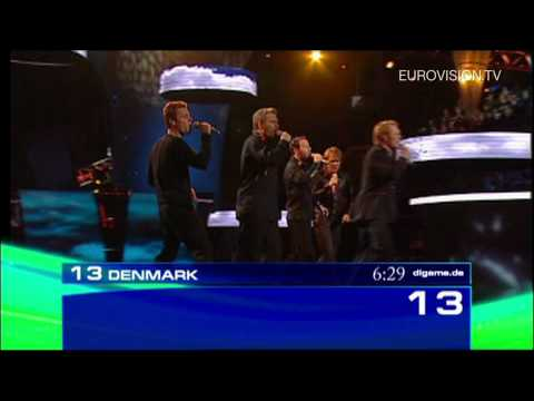 Recap of all the songs from the 2005 Eurovision Song Contest Final