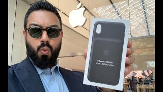 Is The iPhone XS Max Smart Battery Case Worth It?