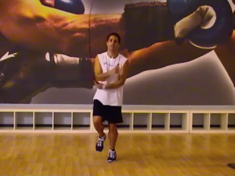 how to jump rope like a boxer youtube