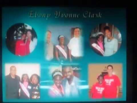 2013 Namiss Oklahoma Jr. Preteen Farewell Video Ebony Clark video