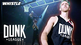 Jordan Kilganon TOP 10 BEST Dunks | Dunk League Highlights