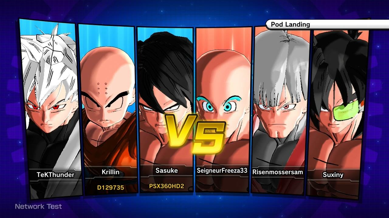 Dragon Ball z Xenoverse All Characters Dragon Ball Xenoverse