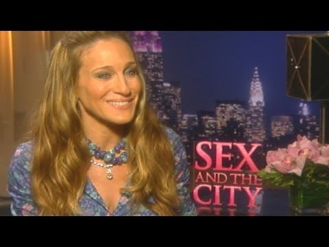 Sex and the City Sarah Jessica Parker Interview