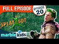 Splatalot! - Season 2 - Episode 20 - Bucket List: Check!