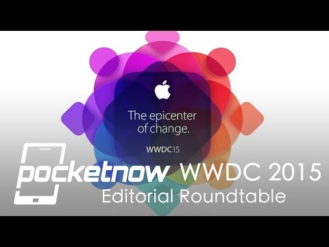 WWDC 2015 Editorial Roundtable