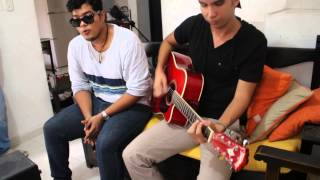 Ser mejor-Robbie Williams (cover by Drako Perez & Andres Pardo )