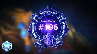 GRANDMASTER!!! // Road to Grandmaster // Heroes of the Storm