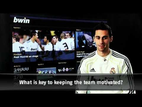 Alvaro Arbeloa Interview 04.02.2011