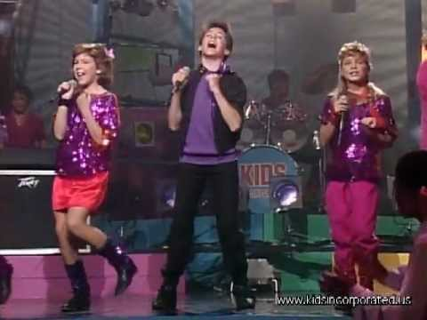 KIDS Incorporated - Come The Night (HQ) - Repost [Fan Fave]