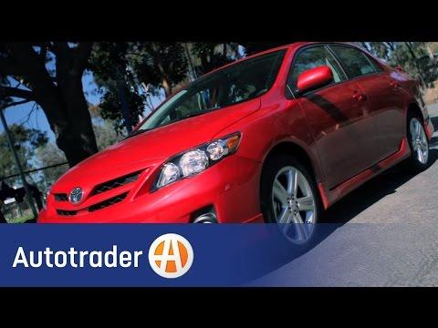 2013 Toyota Corolla - Sedan   New Car Review   AutoTrader