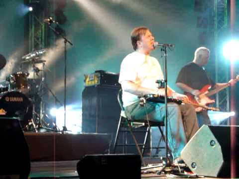 Jeff Healey, live in Switzerland 2005 While my guitar gently weeps