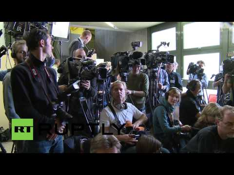 Germany: Formula One boss Ecclestone denies bribery allegation