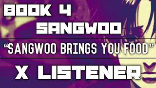 (Sangwoo X Listener) ||| ANIME ASMR ||| ?Sangwoo Brings You Food?