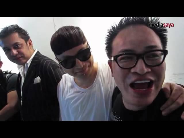 X Top Model Search Malaysia 2012 : X Secret Party - Malaysia Saya