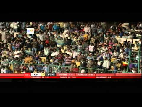CCL4 Chennai Rhinos Vs Karnataka Bulldozers Full Match in Bangalore