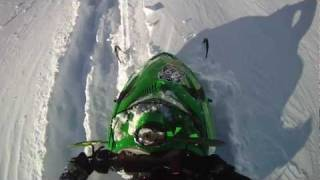 Slednecks GoPro Clip of the Week with Brad Gilmore