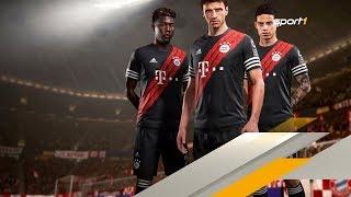 Überraschung! Das ist das neue Bayern-Trikot   SPORT1