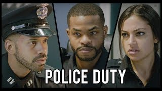 POLICE DUTY I King Bach, Inanna Sarkis and Alphacat