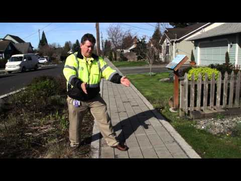 Low Impact Development Retrofit  Neighborhood Scale Community Involvement HD