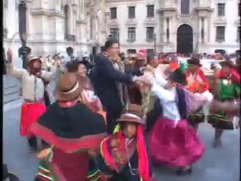 Palacio de Gobierno Peru - Carnaval Puccllay Apurimac 2