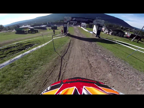 2014 UCI WCHs DHI Claudio GoPro COURSE PREVIEW