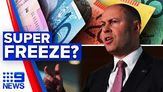 Federal government considers scrapping superannuation rise | 9 News Australia