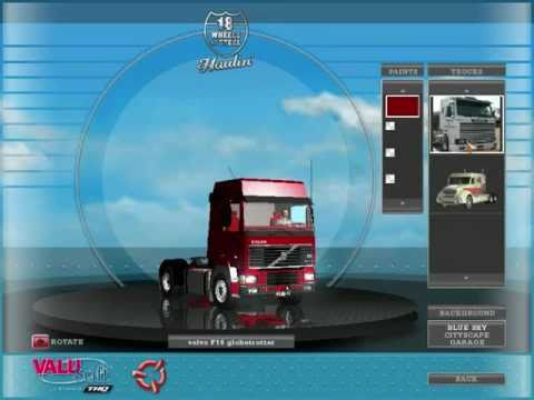 18 Wheels Of Steel Haulin' Euro Truck Pack