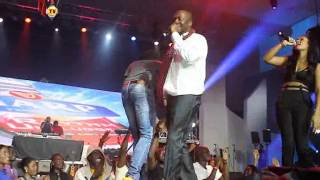 BOVI BATTLES WYCLEF AT RHYTHM UNPLUGGED