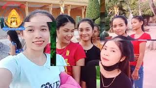 Nhạc Khmer Chol Chnam  Thmay  2019- Hậu trường chùa Trà ốt  .