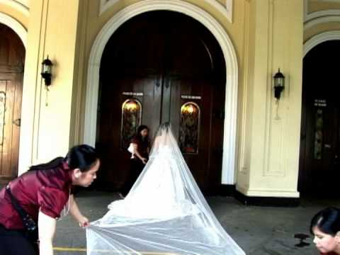 On-Site Wedding Video - Mark & Paula