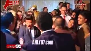 Download رقص رهيب ومهرجانات لاعبي الاهلي في فرح عمرو جمال   YouTube 3Gp Mp4