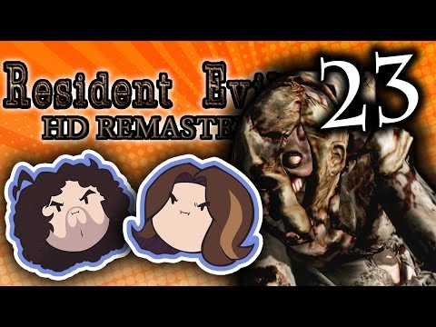 Resident Evil HD: Sorry to Crash Your Party - PART 23 - Game Grumps